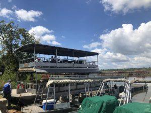 Ausflugsboot Murchison Falls Nationalpark