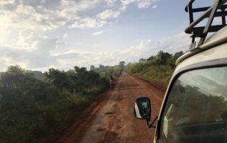 Autofahrt Murchison Falls Nationalpark