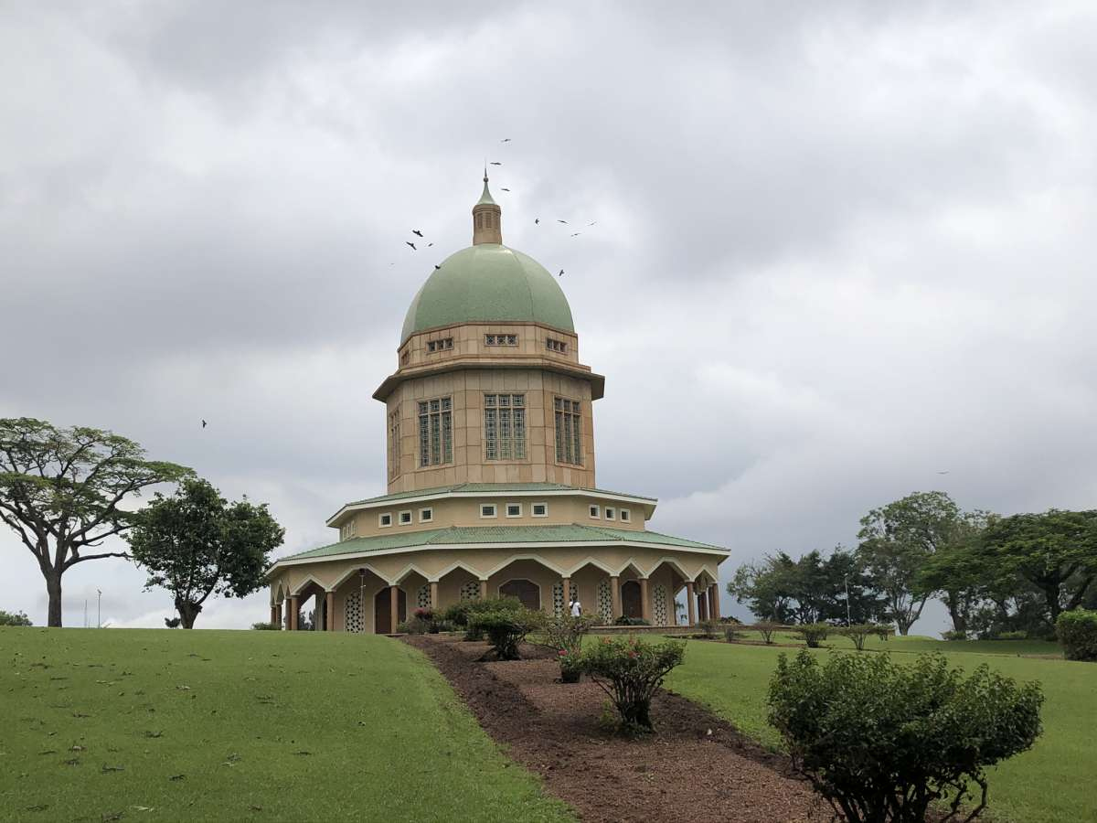 Sehenswürdigkeiten Kampala: Bahai Tempel