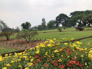 Bahai Tempel in Kampala Hauptstadt von Uganda
