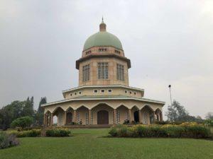 Bahai Tempel in Kampala Uganda