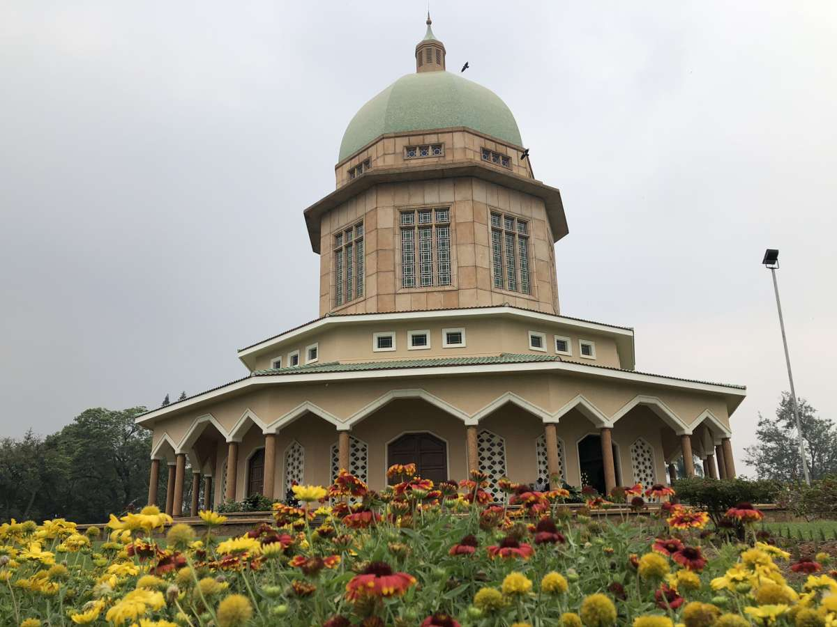 Bahai Temple Uganda - Visit Kampala