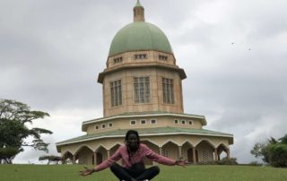 Bahai Temple Kampala - House of Worship