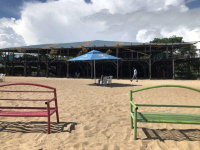 Beach Bar Spennah Beach Entebbe