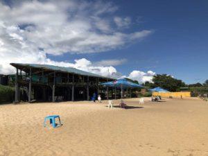 Strandbar Spennah Beach Entebbe am Victoriasee
