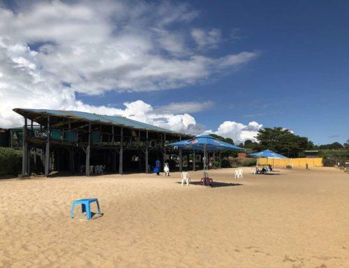 Spennah Beach Entebbe – einer der beliebtesten Strände am Victoriasee in Entebbe