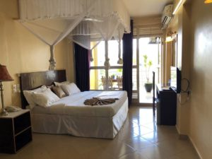 Pulickal Airport Hotel Entebbe Doppelzimmer