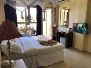 Pulickal Airport Hotel Entebbe Doppelzimmer
