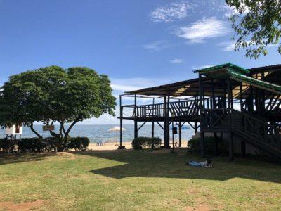 Entebbe Strand Spennah Beach Restaurant
