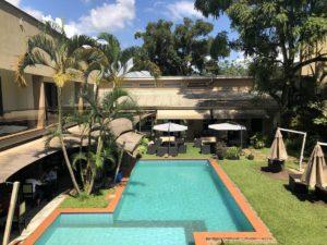 Hotel Pool Kampala Urban By CityBlue