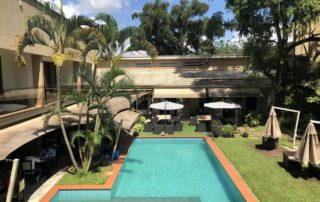 Hotel Pool Kampala Urban By CityBlue
