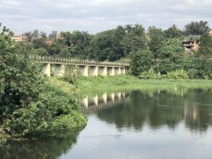 River Nile Bridge Jinja Uganda