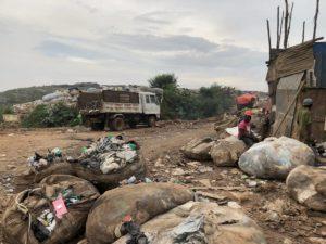 Kiteezi Landfill Mülldeponie Kampala