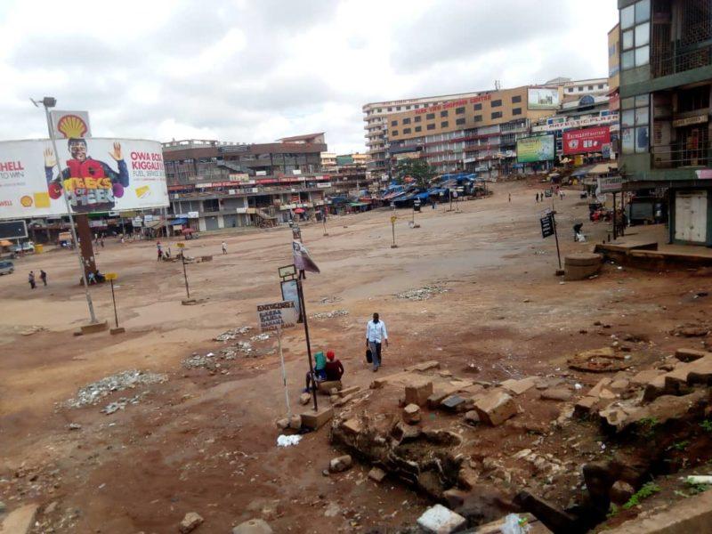 Kampala Old Taxi Park