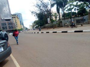 Uganda Kampala Road