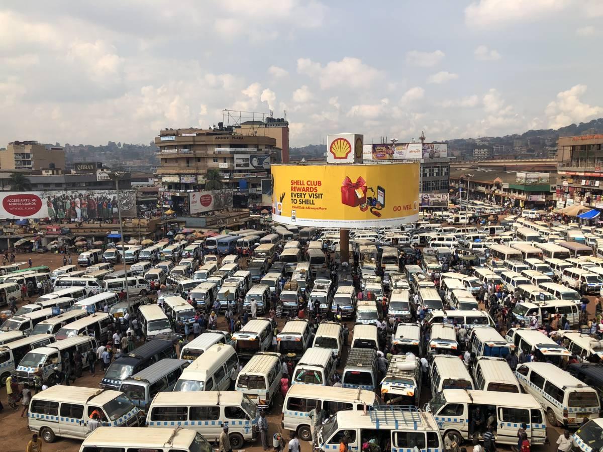 Kampala Taxi Park