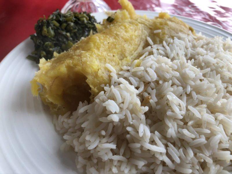 Essen in Kazo Kawempe