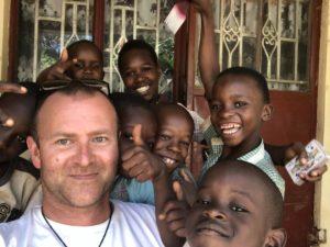 Children in Kazo Kawempe Uganda
