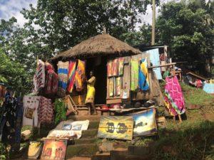 Kunsthandwerk Markt Jinja Source of The River Nile