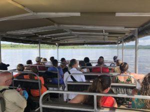 Murchison Falls National Park Nil Flußfahrt