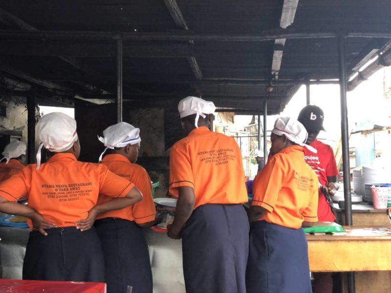 Nyame Nsava Restaurant Kazo Kawempe