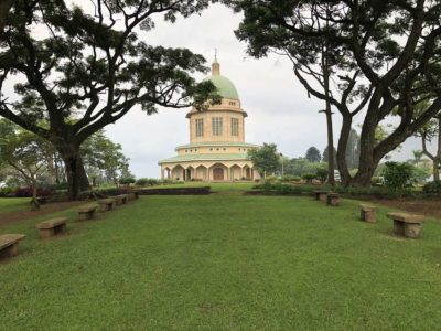 Bahai Tempel Kampala - House Of Worship