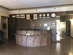 Peniel Beach Hotel Entebbe Rezeption