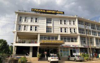 Pulickal Airport Hotel Entebbe Airport Road