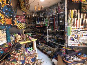 Markt Schmuck & Kunsthandwerk Kampala