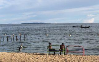 Spennah Beach Entebbe at Lake Victoria