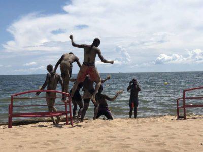 Spennah Beach Entebbe in Uganda