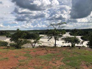 Nil Stromschnellen Itanda Falls Jinja