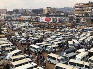 Taxi Park Kampala
