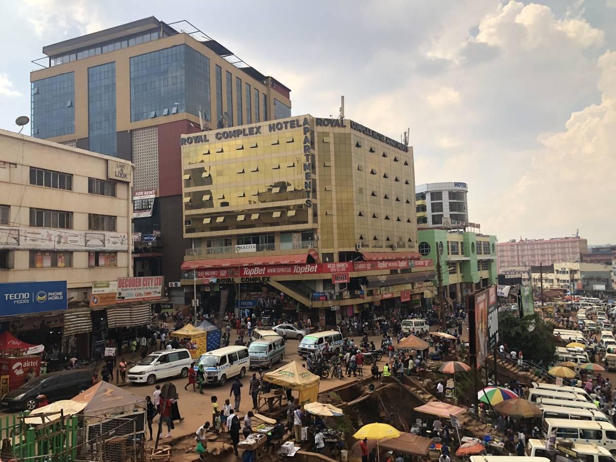 Kampala Taxipark