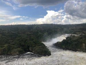 Wasserfall Marchison Falls National Park
