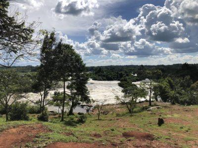 Itanda Falls Uganda